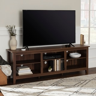 living room tv stand coastal style curtains buy over 60 inches stands online at overstock com our best 70 console x 16