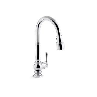 kitchen faucets kohler buy cabinets online shop our best home improvement deals at overstock com