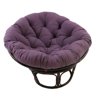 purple living room chair office net buy chairs online at overstock com our best international caravan bali papasan with solid cushion