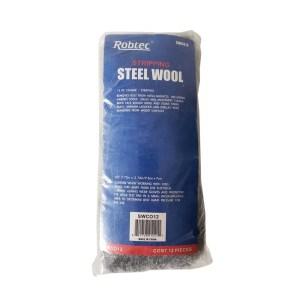 Robtec Grade #2 Medium Coarse Steel Wool Pads (12-Pack)