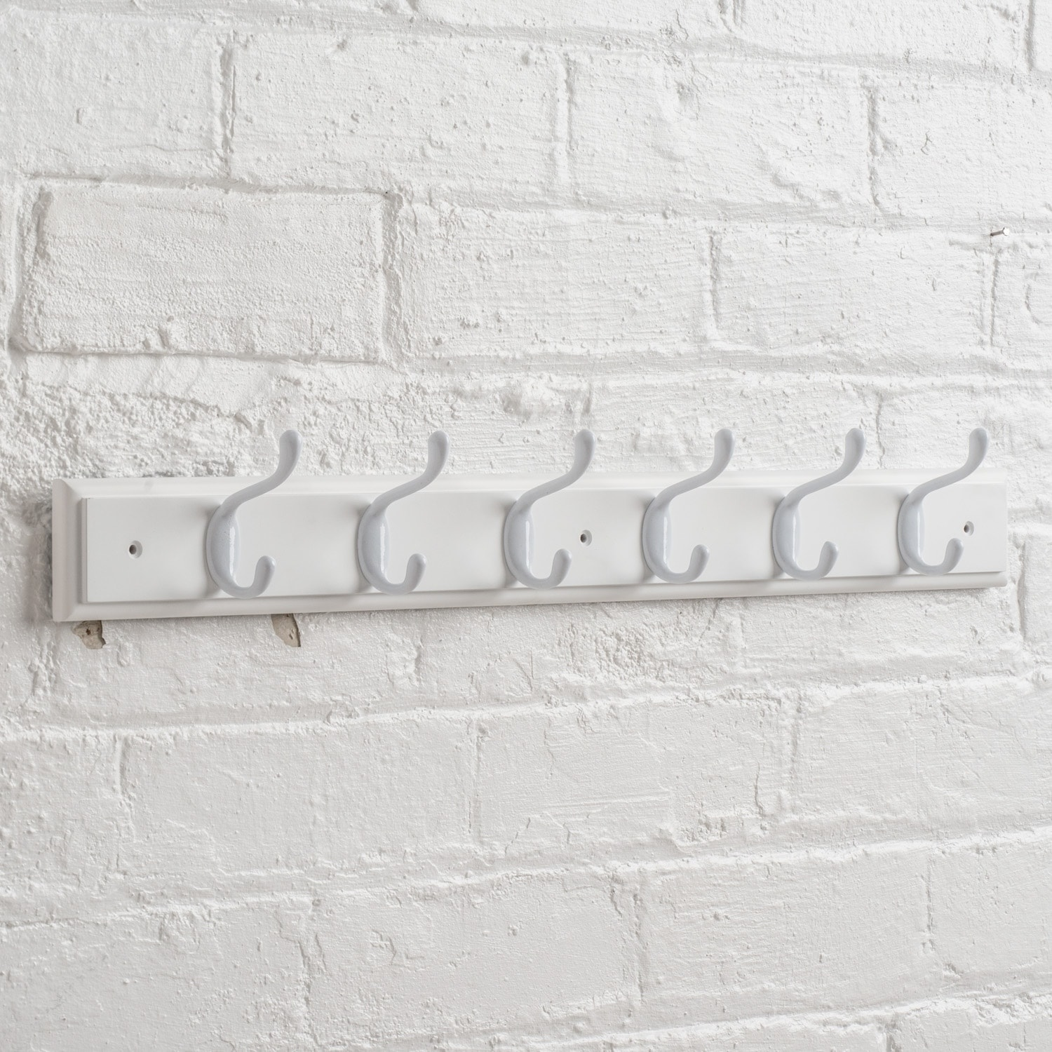Shop Wall Mounted Hat And Coat Hook Rack Overstock 21610684