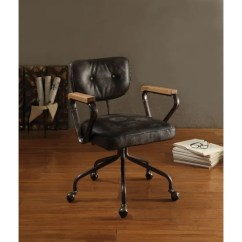 Leather Executive Office Chair Johannesburg Shop Metal Black Free Shipping Today Overstock Com 21693165