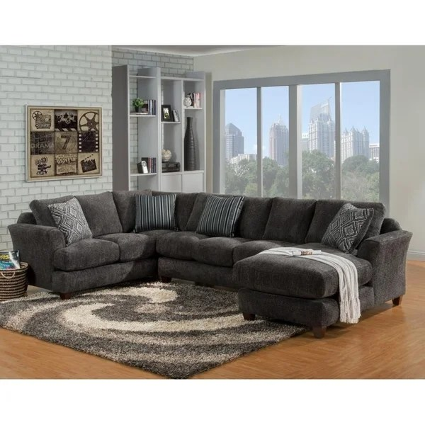 napoli 3 piece sectional