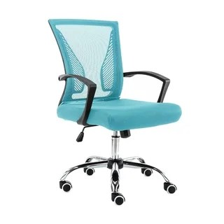 turquoise office chair woodworking plans adirondack chairs buy conference room online at overstock com our best home furniture deals