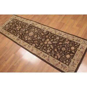 "Heritage Collection Nourison Nurmak Oriental Pile Area Rug - Multi-color - 2'6"" x 8'"