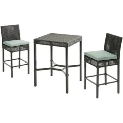 3 Piece Outdoor Table And Chairs Wheelchair Lift For Sale Buy Size Sets Dining Online At Overstock Com Hanover Malta High Set