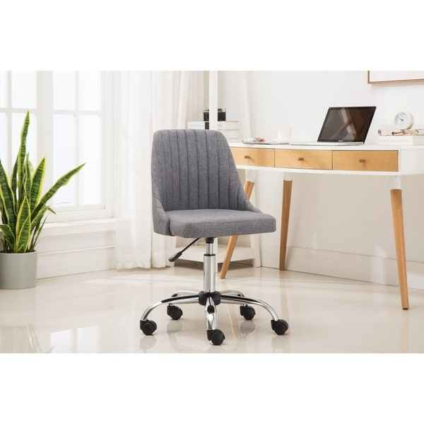 adjustable desk chairs gold chair covers for rent shop porthos home office deluxe quality ergonomic height