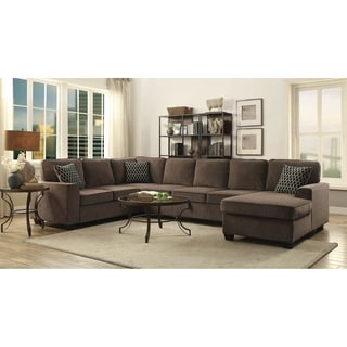 coaster tess sectional sofa how to make frame buy sofas online at overstock com our best customer ratings