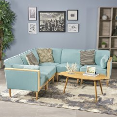 Customize Your Sectional Sofa Kanes Pembroke 5 Piece Contemporary Set By Christopher