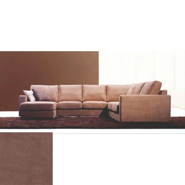 verona leather sofa reviews holly hunt cost york harvest microfiber sectional with chaise ...