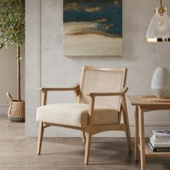 Rattan Living Room Chair Decorating A Modern Buy Chairs Online At Overstock Ca Our Best Ink Ivy Kelly Light Brown Accent 25 W X 27 75 D 30 5