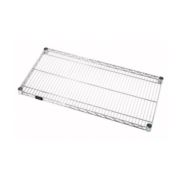 Shop Quantum Storage Systems Stainless Steel Wire Shelf