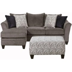 Simmons Reversible Chaise Sofa Solid Wood Online Shop Upholstery Albany Pewter On Sale Free