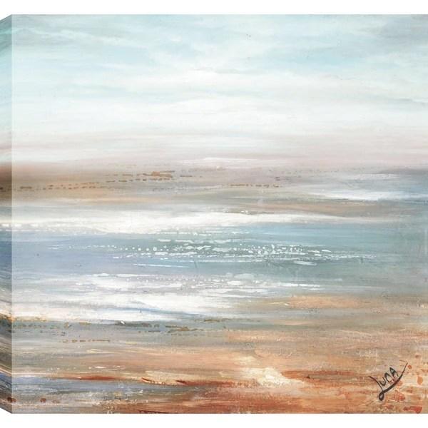 muddy oceans landscape art