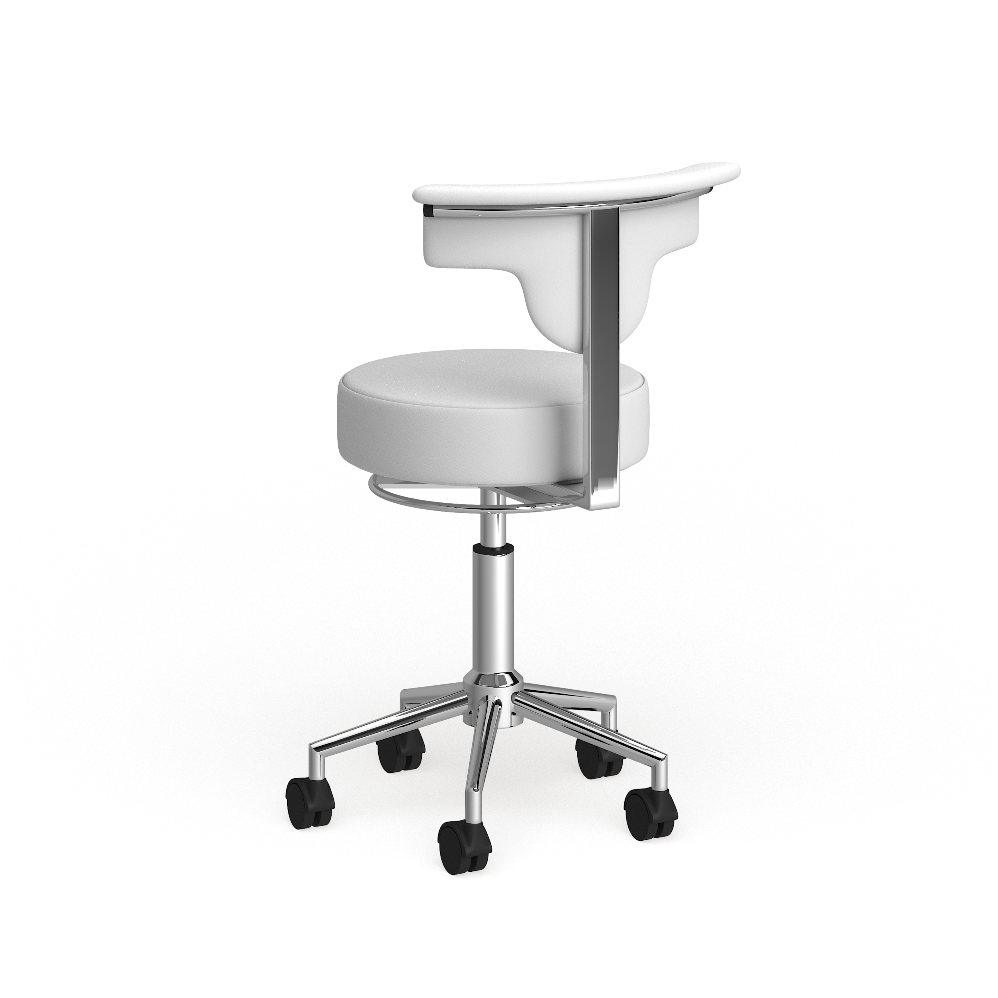 Silver Orchid Lee Anatomy Chair