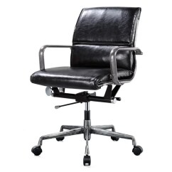 Distressed Leather Desk Chair Folding Adirondack Plans Lee Valley Shop M330 Padded Vegan Office On Sale