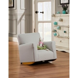 children rocking chairs lounge chair canopy buy kids toddler online at overstock com chapter 3 sallie juvenile rocker