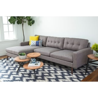 discount sofas sale sofa italia reviews uk buy sectional clearance liquidation online at overstock abbyson donovan mid century reversible fabric