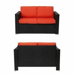 Rattan Sofa Set Online India Bohemian Uk Florence 8 Piece With Cushions