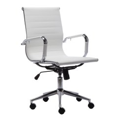 Comfortable Home Office Chair Navy Blue Velvet Slipper Porthos Premium Modern Chairs