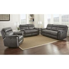 Grey Leather Living Room Set Modern Style Ideas Buy Furniture Sets Online At Overstock Com Our Copper Grove Flathead 3 Piece Reclining