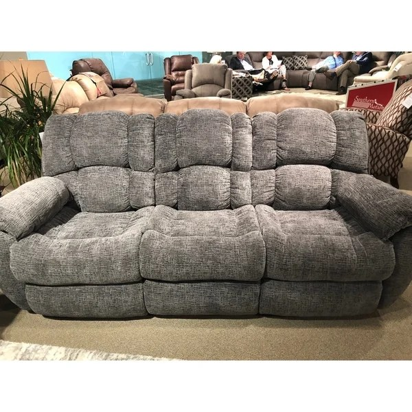 power recliner sofa canada ebay shop southern motion s weston grey fabric reclining x27