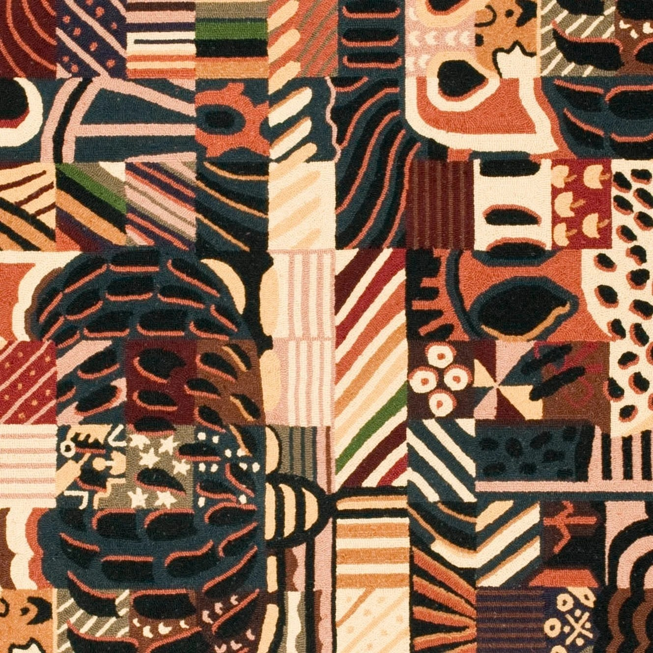 "Safavieh Handmade Chelsea Country Oriental - Wool Rug - Assorted - 8'9"" x 11'9"""