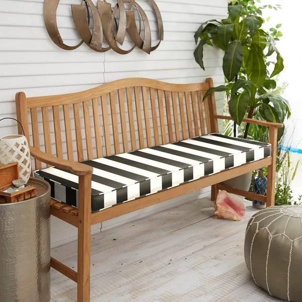 buy bench outdoor cushions pillows