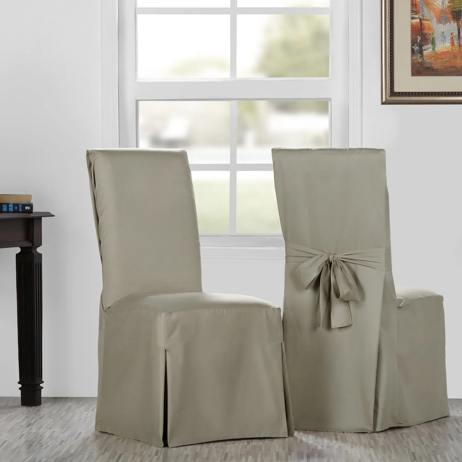Slip Covers For Chairs Buy Cotton Chair Covers Slipcovers Online At Overstock Our