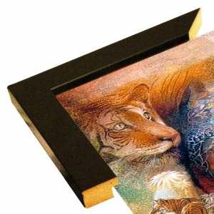 "Bengali Sunrise-DENLUN14855  Print 30.5""x24"" by Denton Lund"