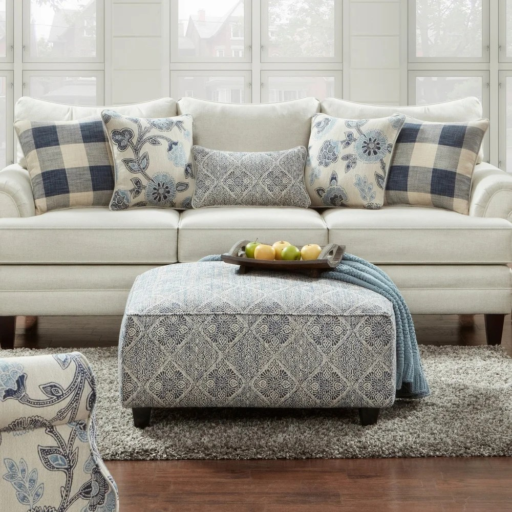 buy pattern cocktail ottoman online at