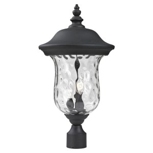 Avery Home Lighting Lantern-style Outdoor Post Light