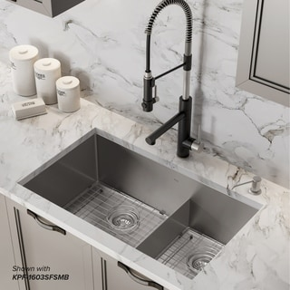 stainless steel undermount kitchen sinks cabinets pictures buy online at overstock com our best kraus khu103 32 in 16g 60 40 2 bowl