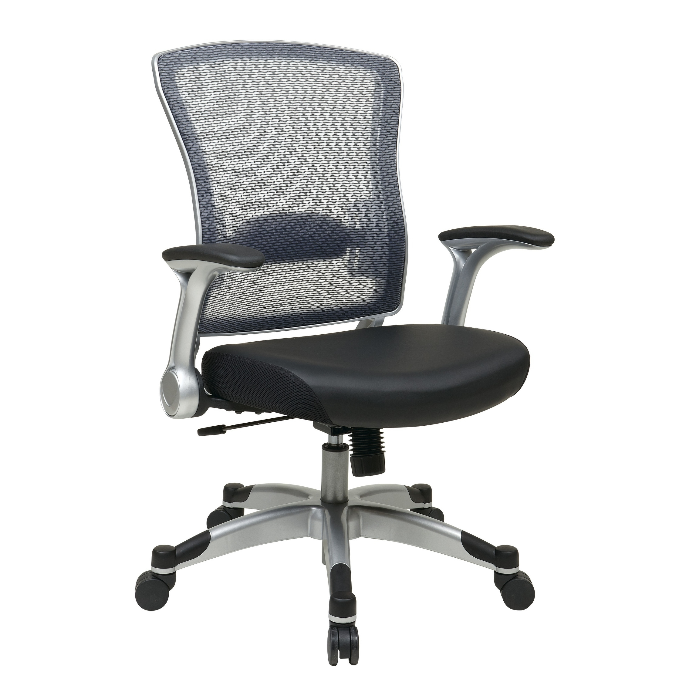 Executive Mesh Office Chair With Built In Lumbar Support
