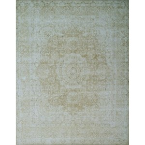 Noori Rug Emilee Light Brown/Beige Vintage Distressed Area Rug - 9'9 x 12'9