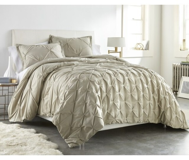 Fabric Flips 3 Piece Comforter Set