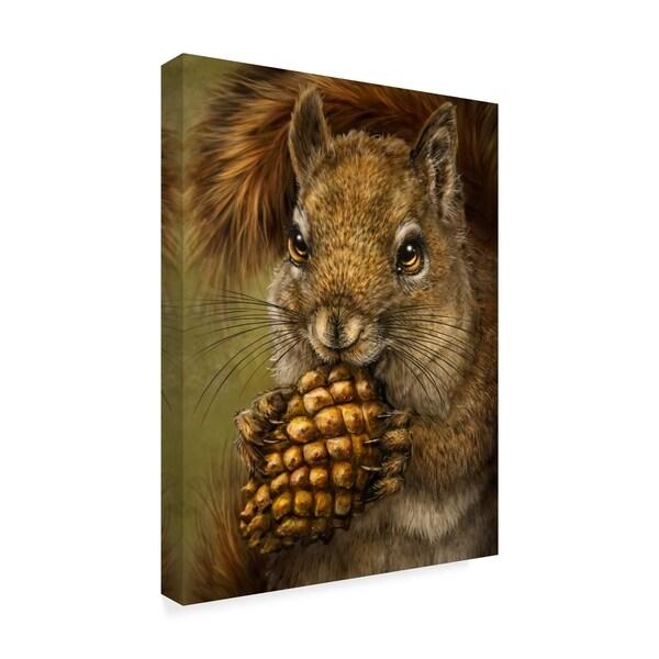 patrick lamontagne squirrel totem