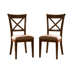 Simply Solid Circa Solid Wood Dining Chairs (Set of 2)