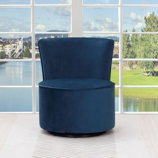 armless living room chairs casual for shop sally velvet upholstered chair free