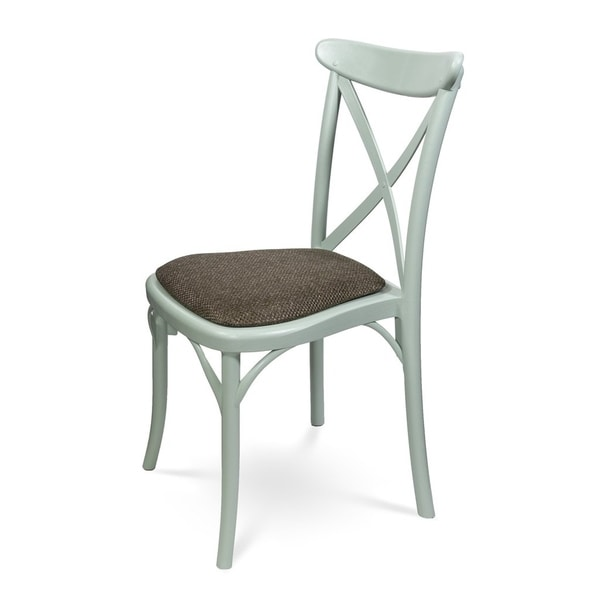 stackable padded chairs sure fit dining chair covers target shop capri green free shipping today