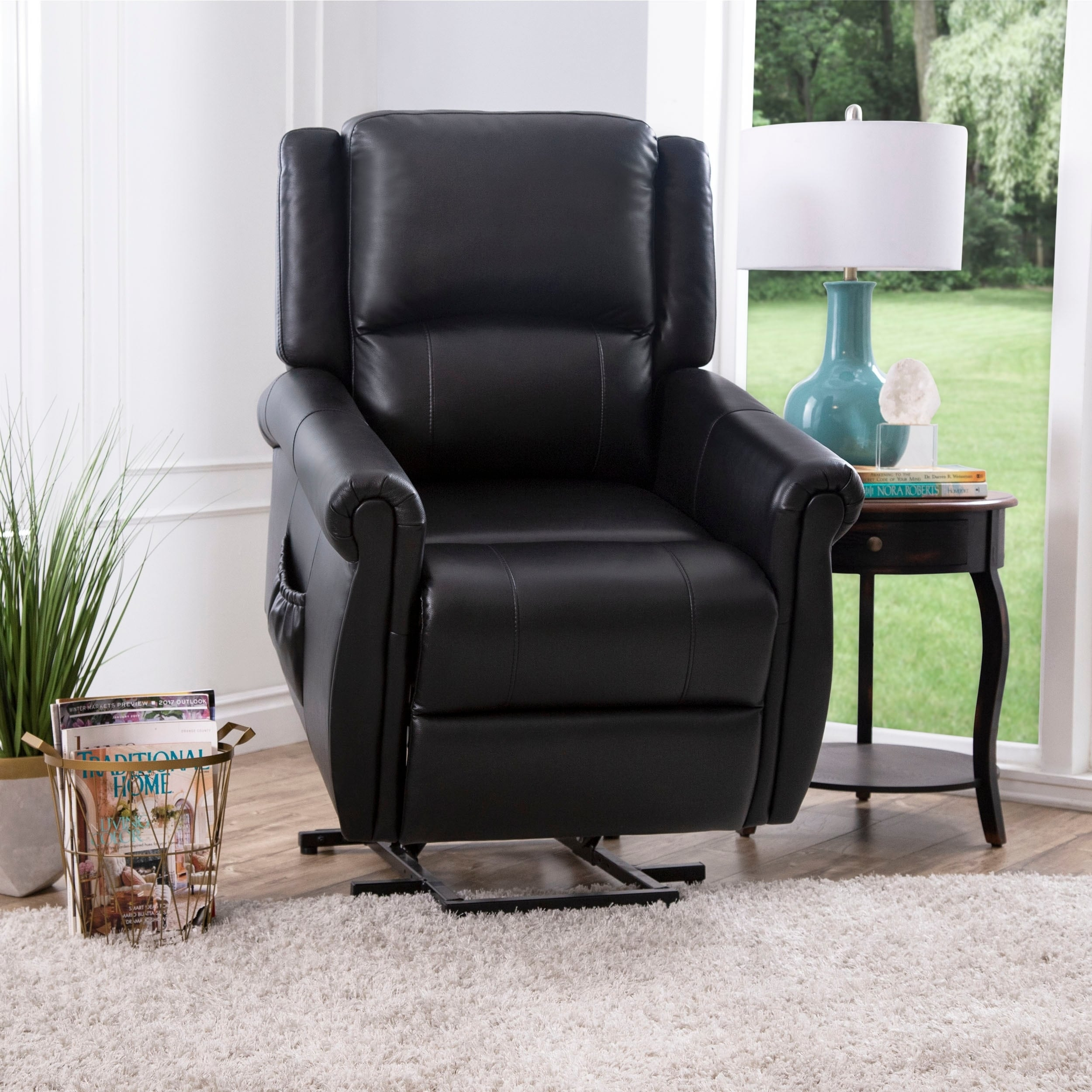 Discount Leather Chairs Buy Leather Recliner Chairs Rocking Recliners Online At