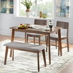 Kitchen Table With Bench And Chairs Rugs For Hardwood Floors In Buy Seating Dining Room Sets Online At Overstock Com Simple Living Judith Set