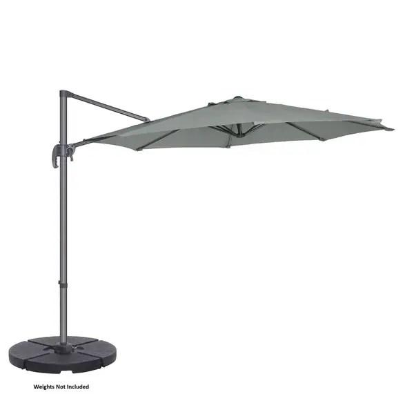 villacera 10 cantilever umbrella with