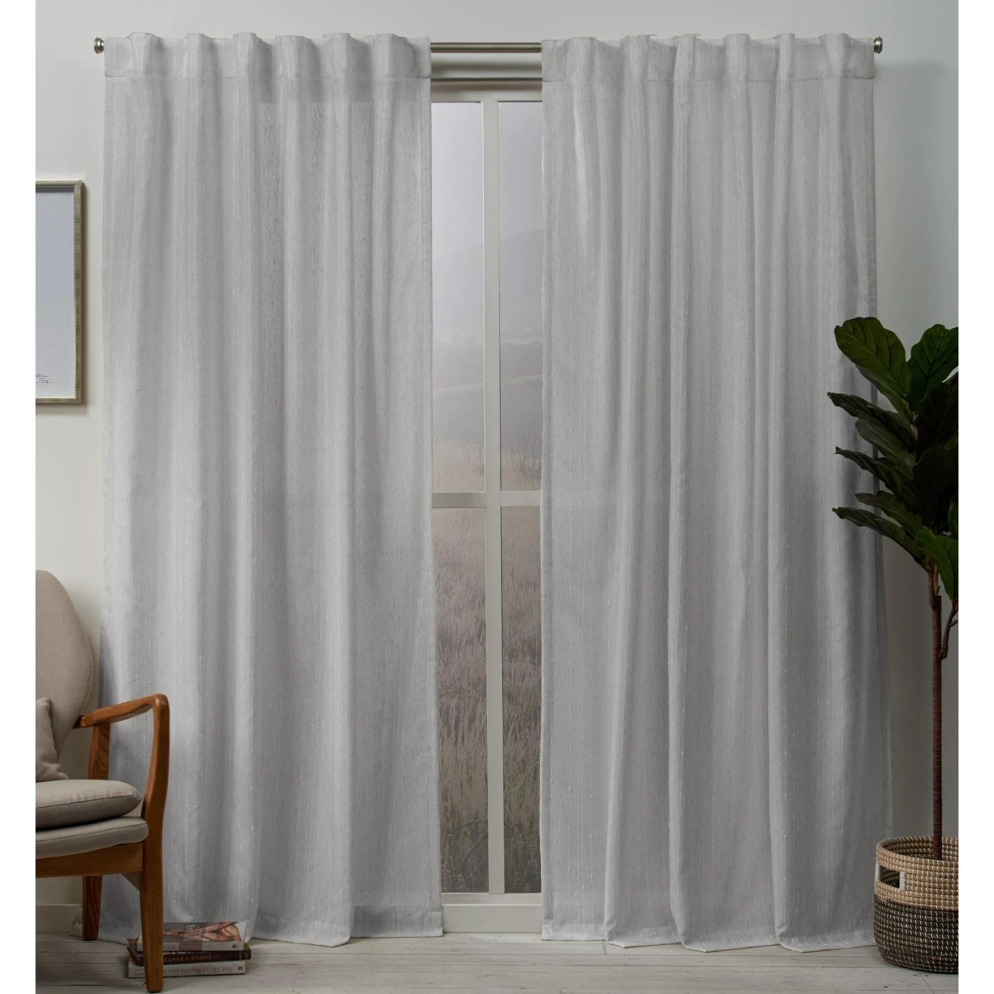 copper grove rakovski embellished hidden tab top curtain panel pair