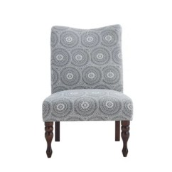Black And White Paisley Accent Chair Folding Bed Uk Buy Living Room Chairs Online At Overstock Com Our Best Furniture Deals
