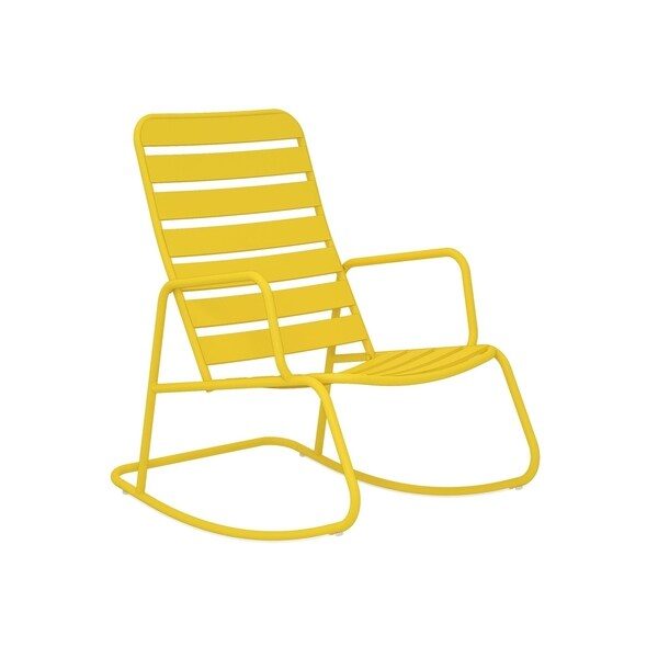 Buy Rocking Chairs Yellow Outdoor Sofas Chairs