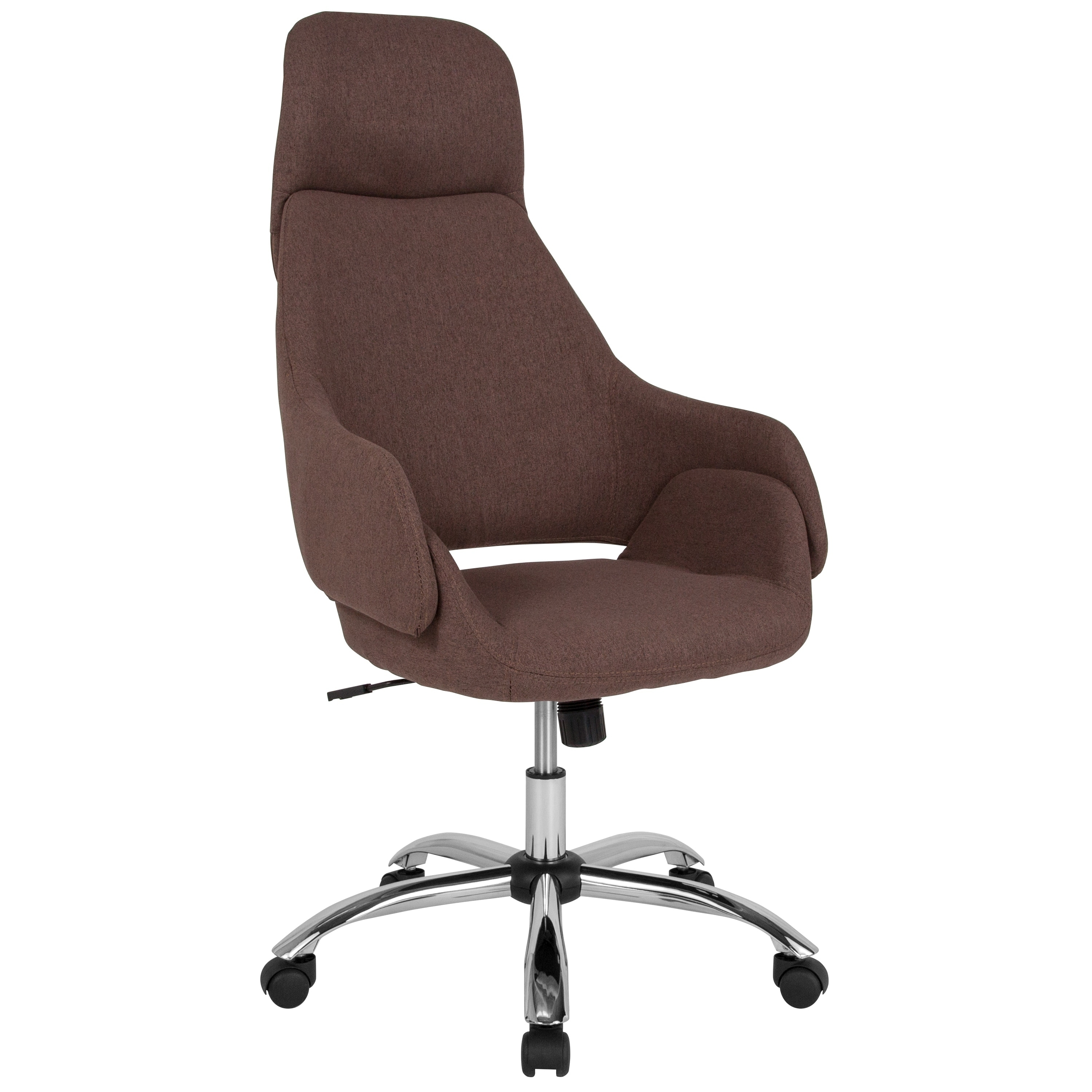 Upholstered Swivel Chairs Details About Lancaster Home Metal Upholstered Open Back Swivel Chair