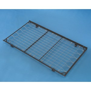 Frames and Rails Twin Trundle Metal Frame - Multi