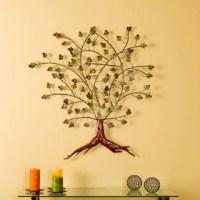 Tree Metal Wall Decor - 15891308 - Overstock.com Shopping ...
