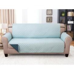 Stretch Morgan 1 Piece Sofa Furniture Cover Nicoletti Lipari Cream Italian Leather Chaise Sofas Protector Jade Teal